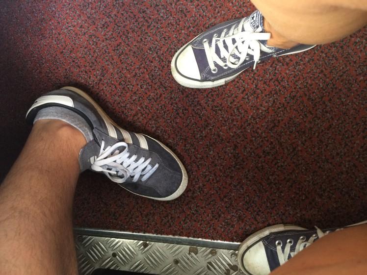 brixham feet