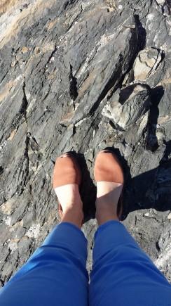 Menorca toes