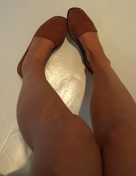 Last Menorca shoe snap in CT