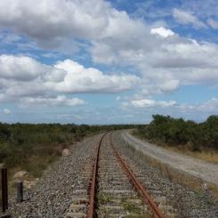 Sporlain (railway) settlement
