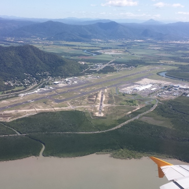 Saying goodbye to Cairns