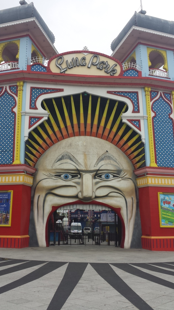 The oldest theme park in Australia