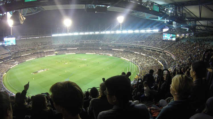 AFL - Melbourne vs. Richmond