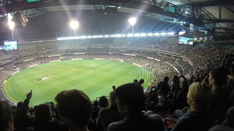 AFL - Melbourne vs. Richmond