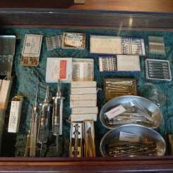 Doctors tools of the past
