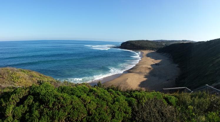 Winkipop beach - Torquay