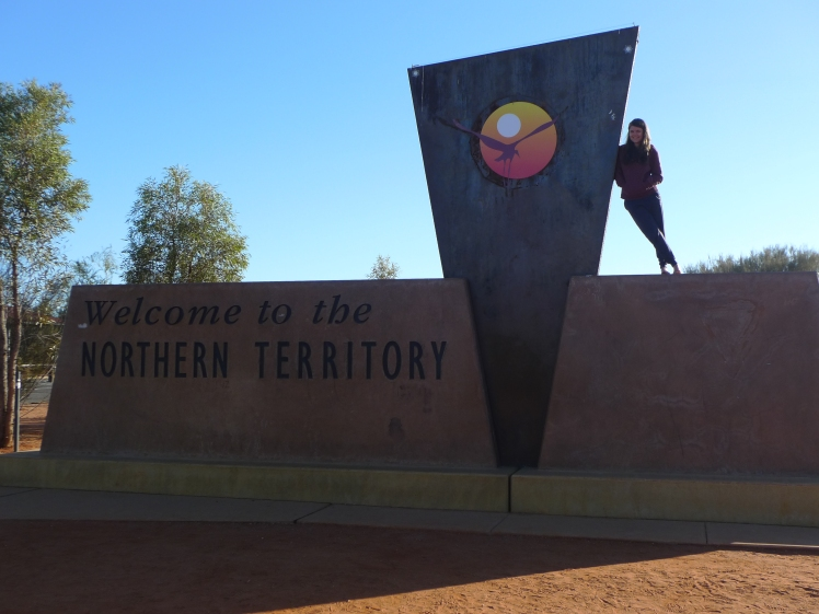 WELCOME TO NORTHERN TERRITORY