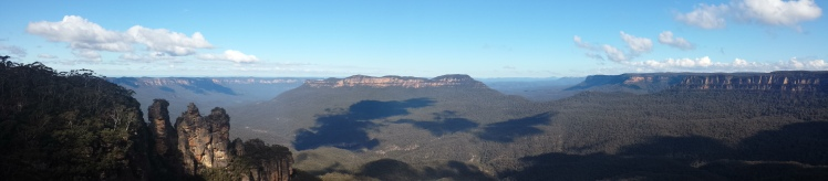 Blue Mountains - Echo Point