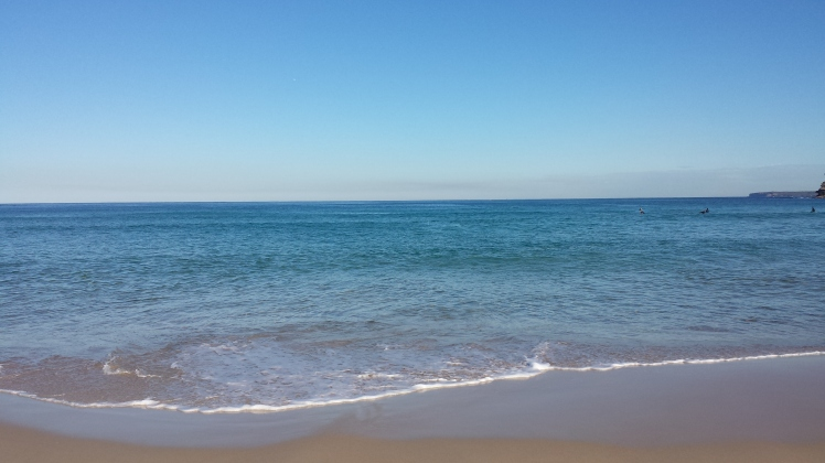 The famous but not so amazing Bondi Beach