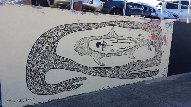 Bondi Artwork