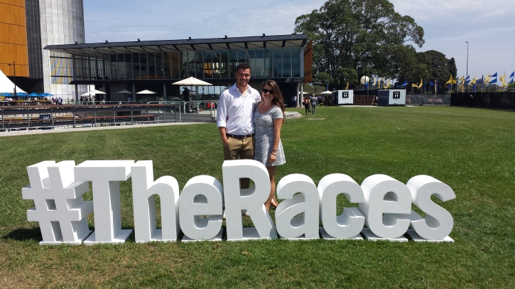 The Races at Randwick