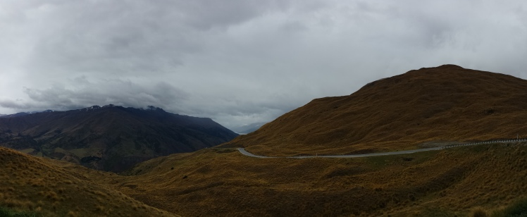 The road to Queenstown