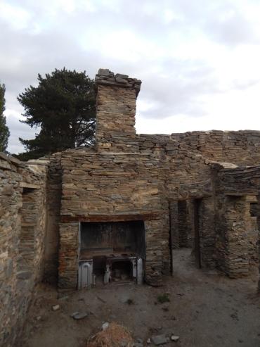 Hotel ruins