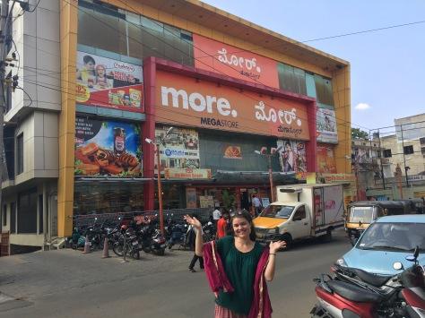 Finally found a supermarket!