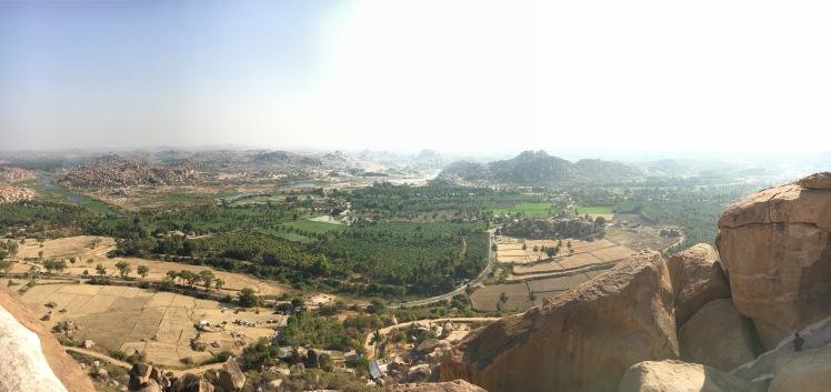 Monkey Temple views