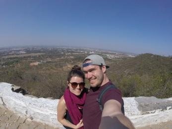 Chamundi Hill views